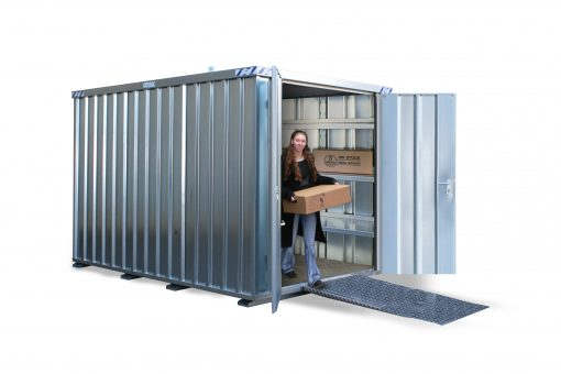 Demontabele Snelbouw Zeecontainer 3×2