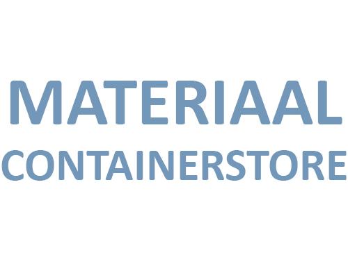 Materiaalcontainerstore
